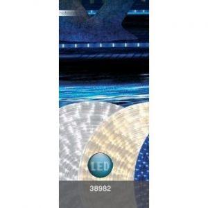 Globo Un ruban DEL LIGHT TUBE en plastique longueur de 18 m