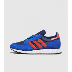 Adidas Forest Grove chaussures bleu rouge 46 EU