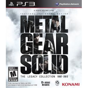 Metal Gear Solid : Legacy Collection (No Artbook) [import anglais] [PS3]
