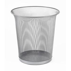 Rexel Corbeille à papier en métal (15 L)