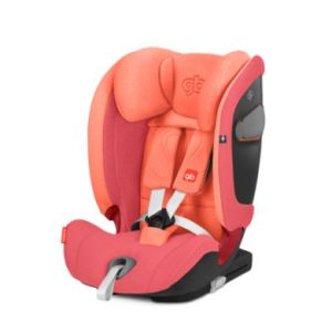 Goodbaby Siège auto everna-fix rose red/red - groupe 1/2/3