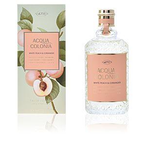 Maurer & Wirtz 4711 Acqua Colonia White Peach & Coriander Eau de Cologne 170 Ml