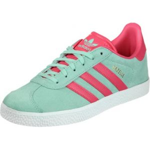 Adidas Gazelle J W chaussures turquoise rose 36 2/3 EU