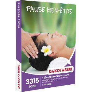 Dakota Box Pause bien-être - Coffret cadeau 3315 soins