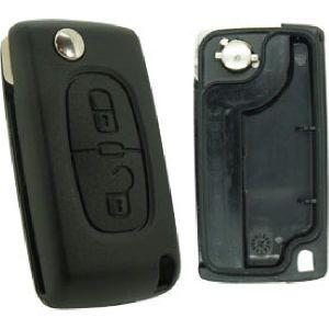 Neoriv Coque de clé télécommande PSA278C