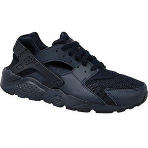 Nike Huarache Run GS 654275-403, Baskets Mixte Enfant, Mehrfarbig (Blue 001), 38 EU