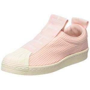 Adidas Chaussures SUPERSTAR BW35 SLIPON W / ROSE
