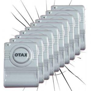 Otax 10/320003 - Lot de 10 alarmes bris de glace