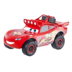 Mattel Cars Flash McQueen tout-terrain