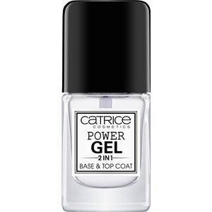 Catrice Power Gel 2 in 1 - Base & top coat