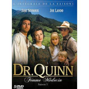 Dr. Quinn, femme médecin - L'intégrale saison 1