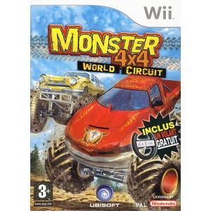 Monster 4X4 World Circuit [Wii]