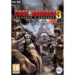 Code d'honneur 3 - Mesures d'urgence [PC]