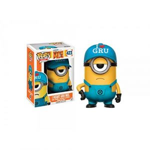 Funko Figurine Pop! Moi Moche Et Mechant 3 : Mel I Love Gru