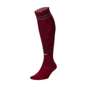 Nike Chaussettes de football montantes England 2019 Squad pour Femme - Rouge - Taille S - Female