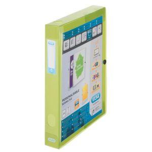 Elba Chemise box plastique (24 x 32 cm)