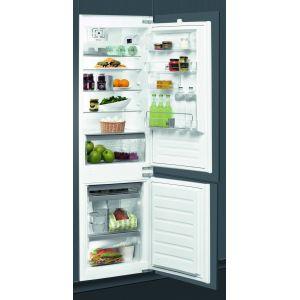 Whirlpool ART 6611 A++ - Réfrigérateur combiné intégrable