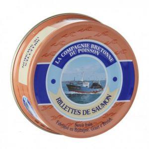Rillettes de saumon (78 Gr)