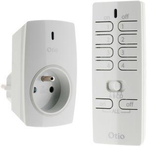 Otio Prise éclairage avec télécommande