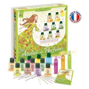 Sentosphère Mon atelier de parfums : Fleurs Fraîches