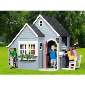 Pragma Spring Cottage - Maison en bois pour enfants