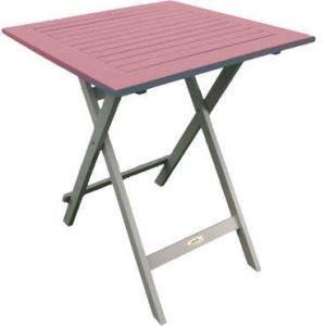 Kettler Kettalux plus - Table de jardin rectangulaire pliable 160 x ...