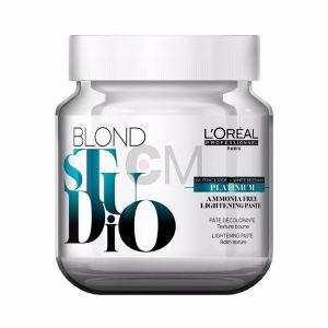 L'Oréal Blond Studio Platinium sans ammoniaque - Pâte décolorante