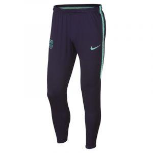 Nike Pantalon de football FC Barcelona Dri-FIT Squad pour Homme - Pourpre - Taille L