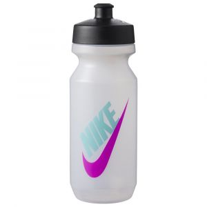 Nike Bouteilles -accessories Big Mouth Graphic 2.0 22oz - Clear / Black - Taille One Size