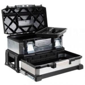 Stanley 1-95-830 - Boîte à outils à tiroir bimatière galvanisée 51 cm