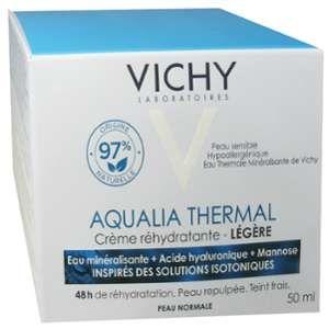 Vichy Aqualia crème %u2013 Crème légère ot