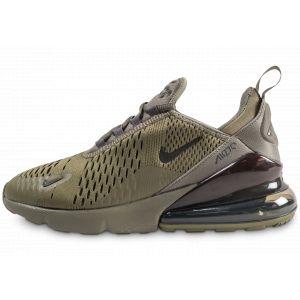 save off ec9b6 eb0ea Image de Nike Chaussure Air Max 270 Enfant plus âgé - Olive ...