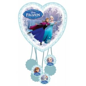 Piñata pour fille La Reine des Neiges