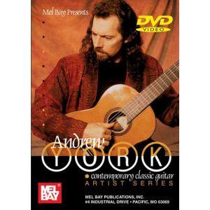 Import Contemporary classic guitar - DVD Zone 1