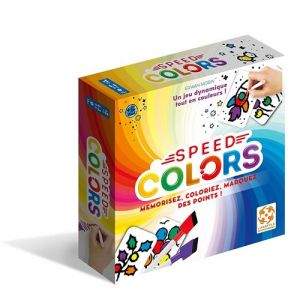 Lifestyle Boardgames Speed Colors