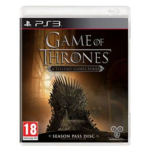 Game of Thrones : A Telltale Games Series [PS3]