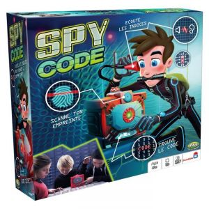 Dujardin Spy code