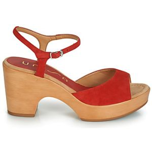 Unisa Sandales ONTRAL rouge - Taille 36,37,38,39,41