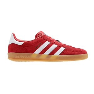 Adidas Chaussures casual Gazelle Indoor Originals Rouge - Taille 45 y 1/3