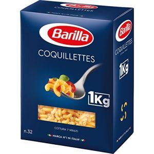 Barilla Pâtes coquillettes - La boîte de 1kg