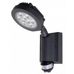 Lutec Applique extérieure NEVADA LED Anthracite, 1 lumière - Moderne - Extérieur