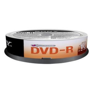 Sony 10DMR47SP - Spindle de 10 DVD-R 4.7 Go 16x