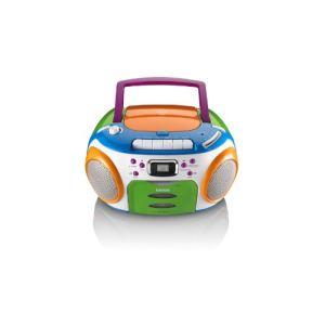 Lenco SCR-97 MP3 KIDS - Lecteur CD/MP3 enfant
