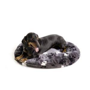 Karlie Coussin pour chien ovale gris Tailles : 120 cm