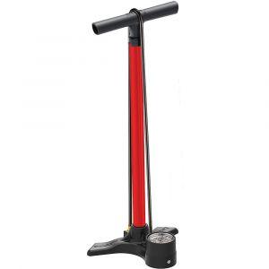 Lezyne 1-FP-Mafl-V115 Pompe à Pied Vélo Mixte Adulte, Rouge