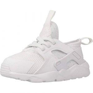 Nike Chaussures enfant HUARACHE RUN ULTRA TODDLER blanc - Taille 27