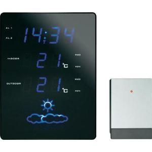 Technoline WS 6820 - Station météo avec capteur, température intérieure et extérieure