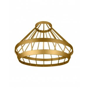 Osram Edition 1906 Pendulum Vintage Cage | Abat-Jour | Or