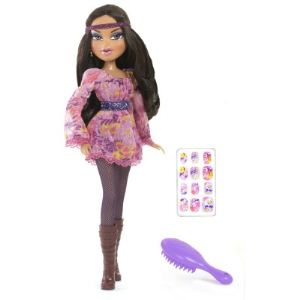 Giochi Preziosi Poupée Bratz Totally polished - Yasmin