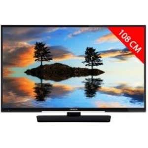 Hitachi 43HK4W04 - Téléviseur LED 108 cm 4K UHD